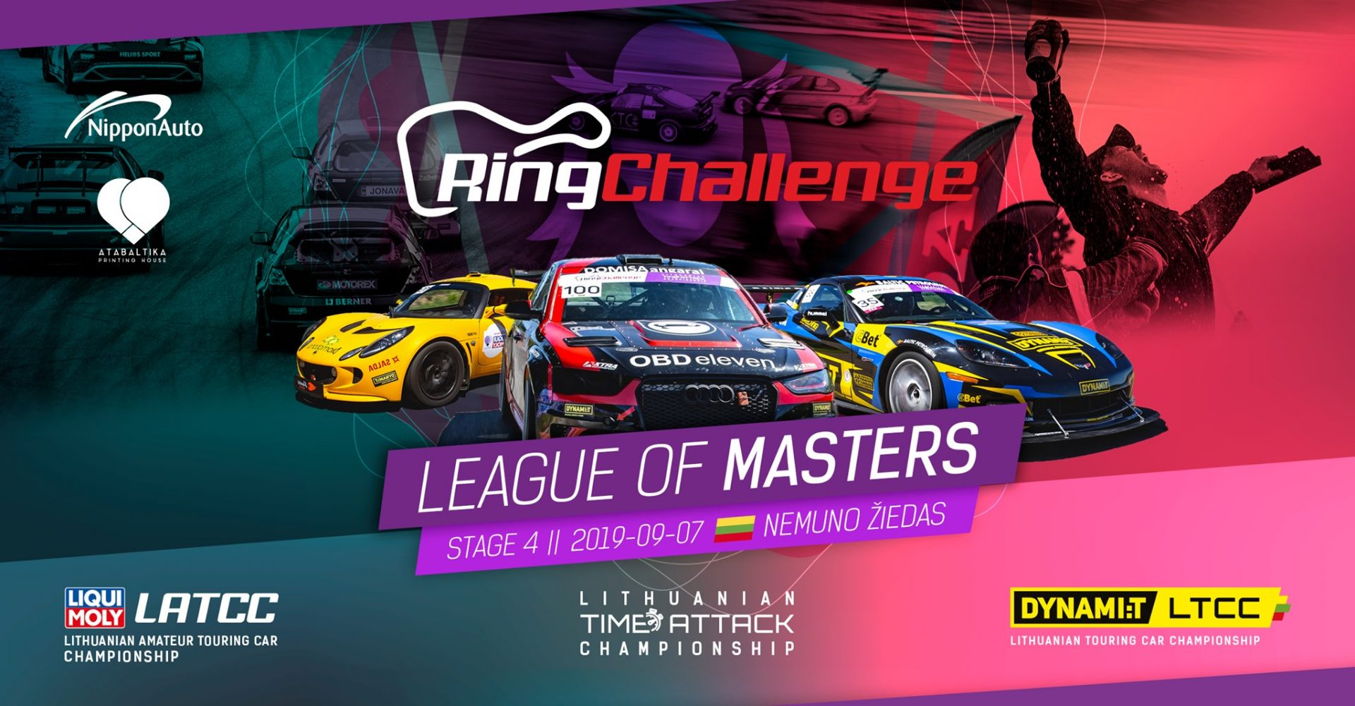 Ring Challenge - Final - League of Masters