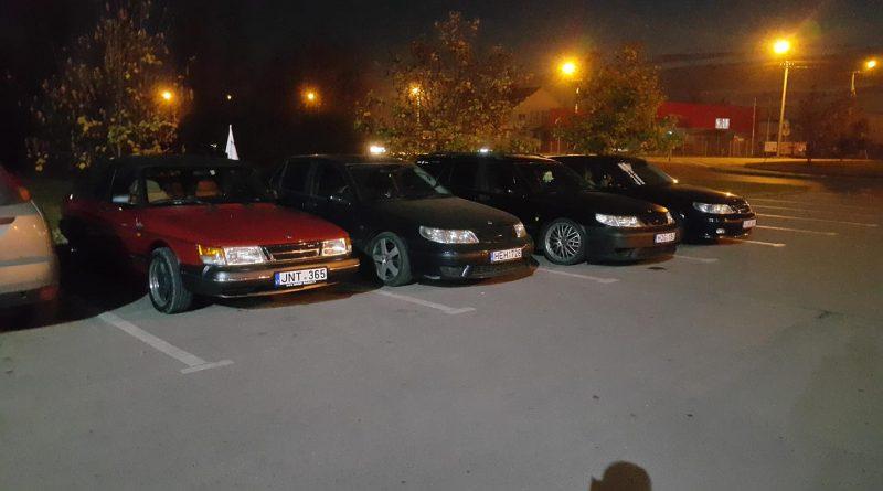 Saab Meet Panevėžys