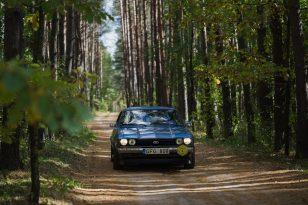 Turistinis ralis Dzūkijos Ruduo 2019 tarp šnarančių lapų
