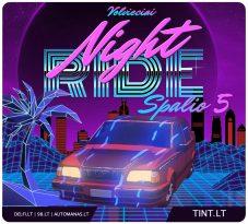 Volviečiai Night Ride 2019
