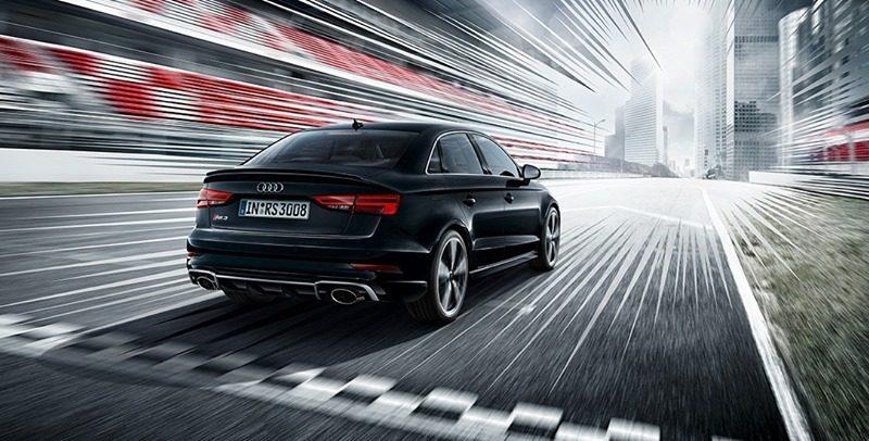 Audi Festas Klaipėdos autodrome