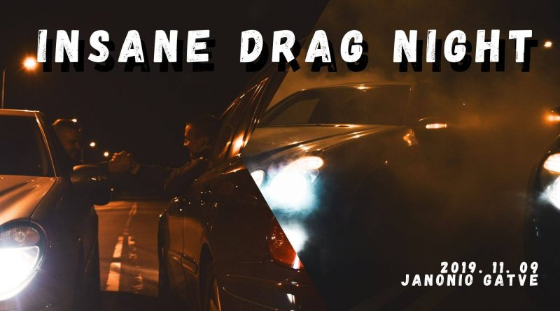 Insane Drag Race