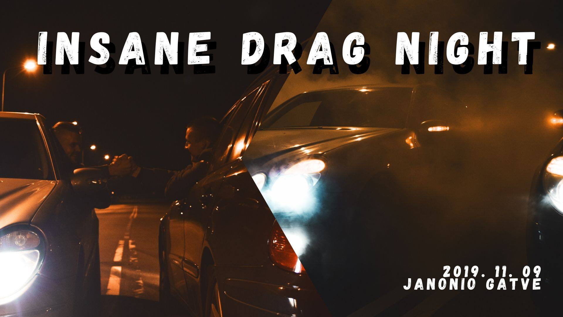Insane Drag Race