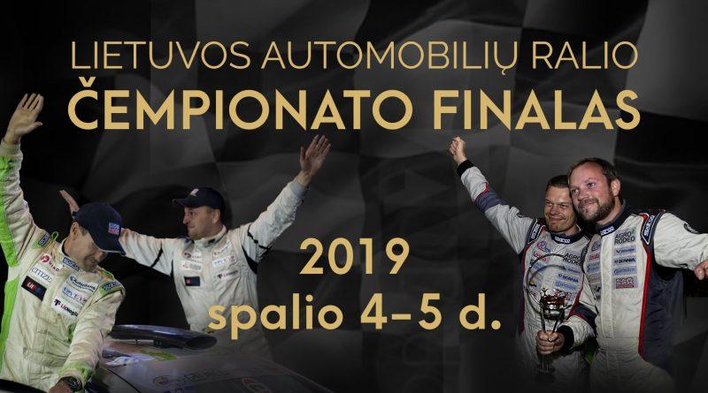 Rally Classic Druskininkai 2019