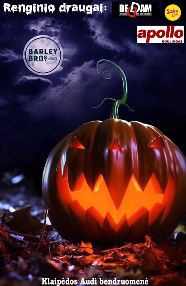 Season closing. Halloween