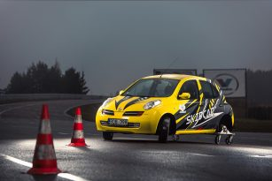 SKIDCar vairavimo mokymai Aleksote