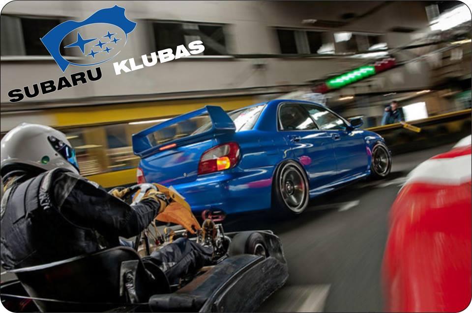 Subaru Draugų ir apdovanojimų vakaras