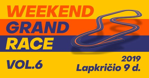 Weekend Grand Race Vol.6