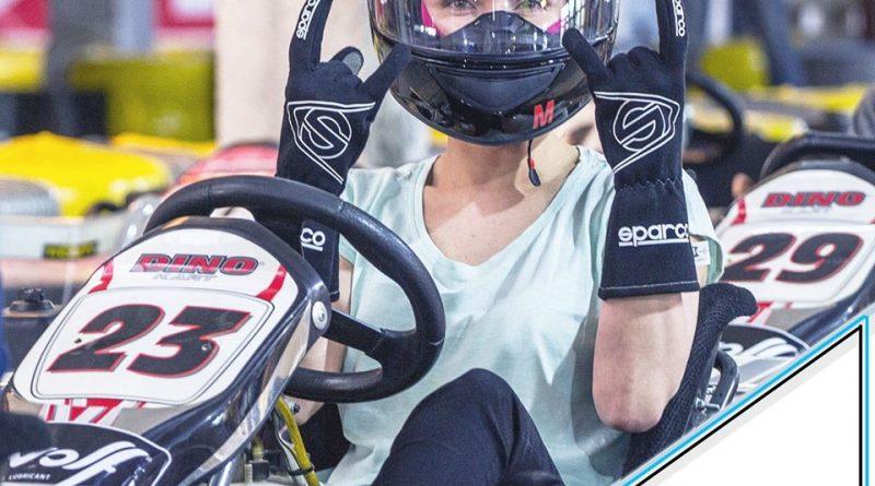 WOMEN Challenge. Moterų kartingo varžybos I etapas
