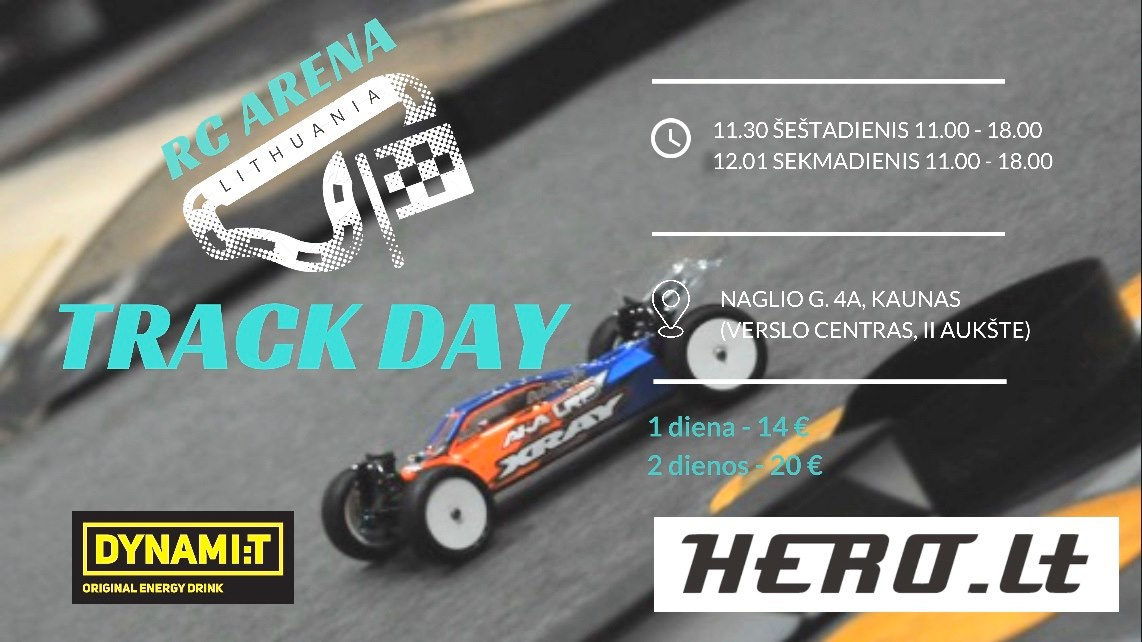RC Track Day