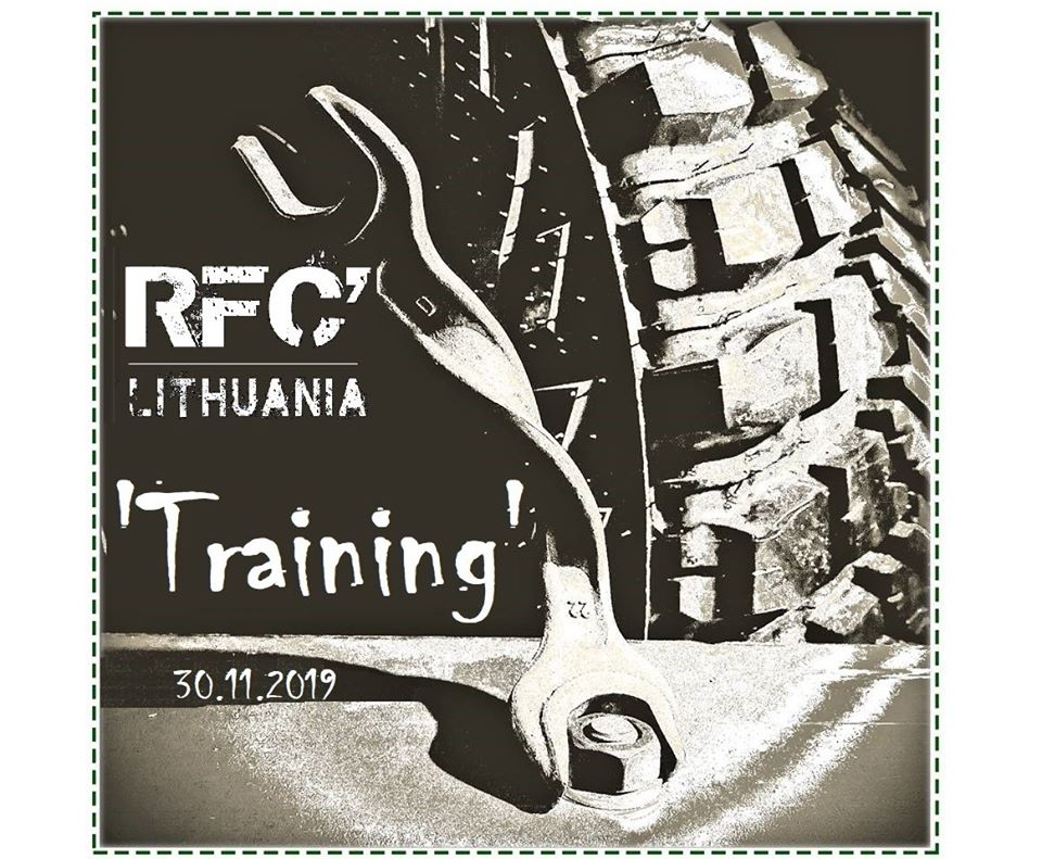 RFC Lithuania Training