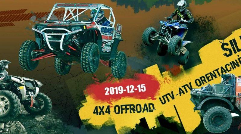 Bekelės Enduro 4x4 Offroad UTV ATV Orentacinės Varžybos Šilutė