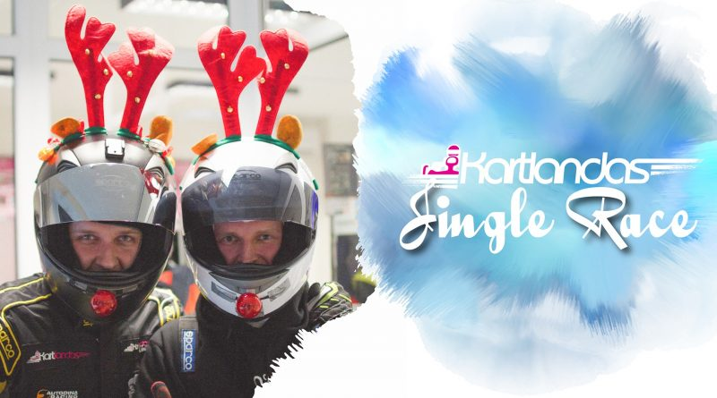 Kartlandas Jingle Race kartingo varžybos