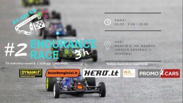 2 Endurance Race 3h | 01.25