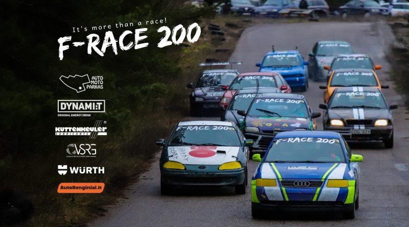 F-Race 200 - 2020 m. sezono II etapas