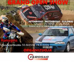 Grand Open Show Ramygaloje