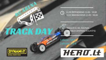 RC Arena Lithuania | Track Day