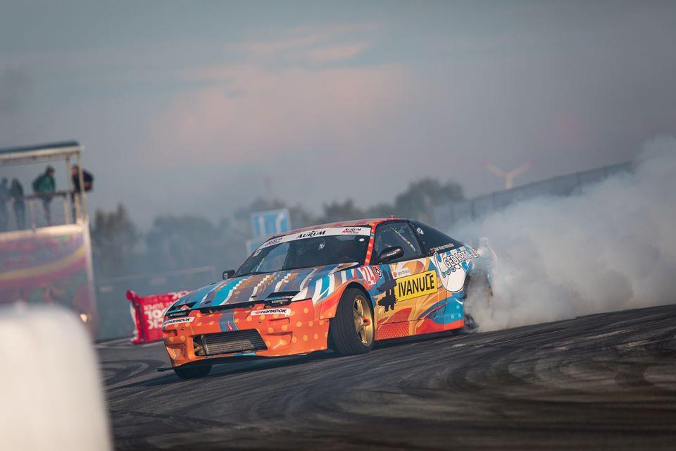 Drifto treniruotė 03.01 by Ivanule ir Pach's racing Kopustėliuos