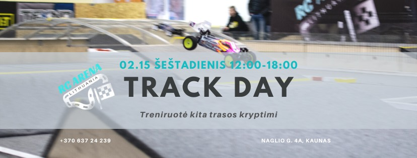 Track Day (kita trasos kryptimi)