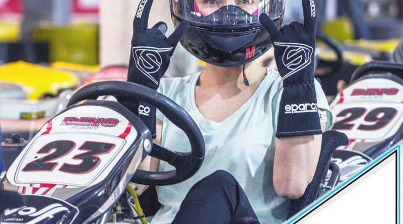 WOMEN Challenge. Moterų kartingo varžybos 2 etapas