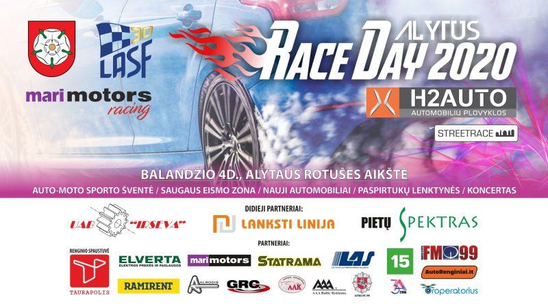 Alytus RACE DAY 2020