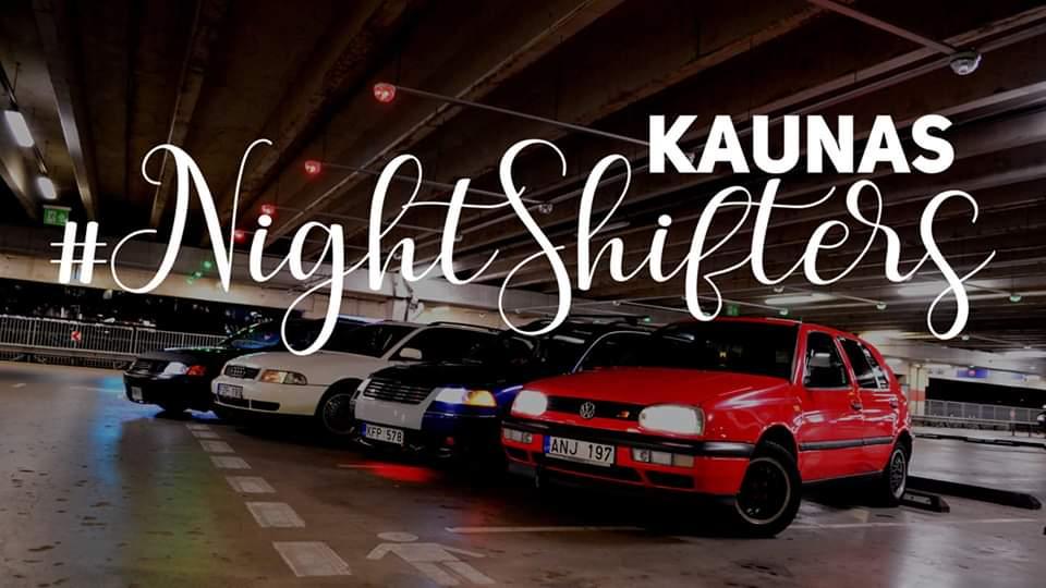 Kaunas NightShifters Kavageris #6