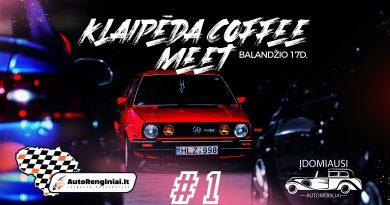 Klaipėda Coffee Meet #1