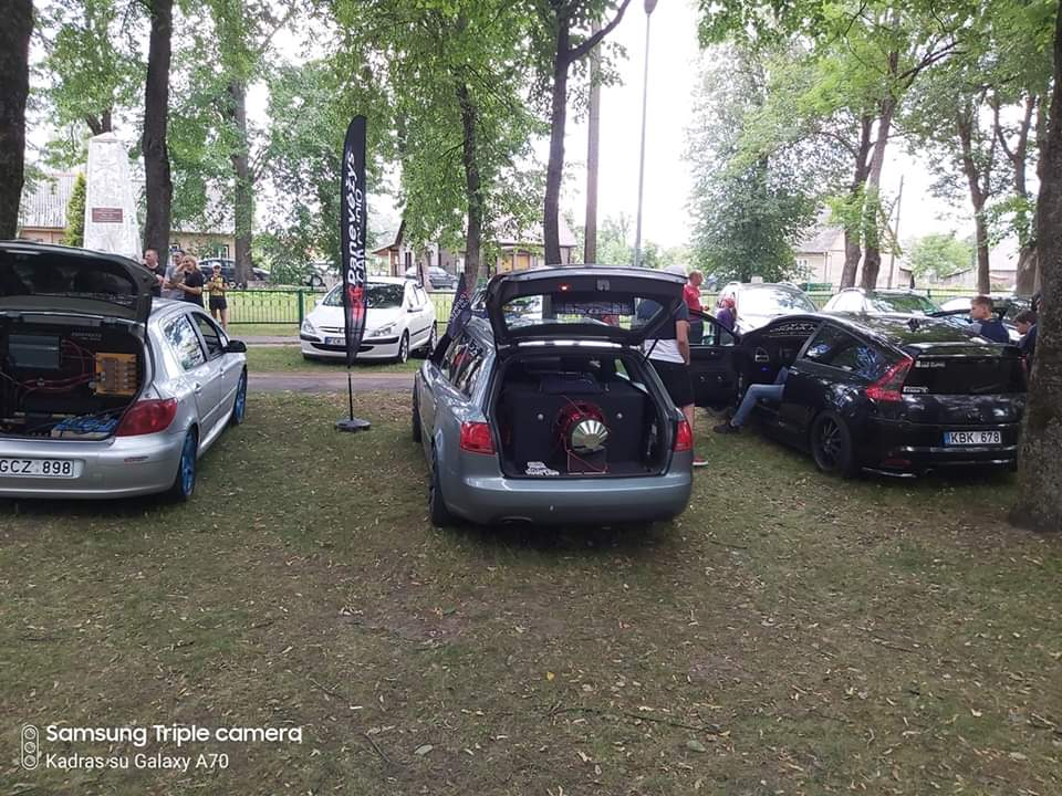 Open Season Panevežys CAR AUDIO