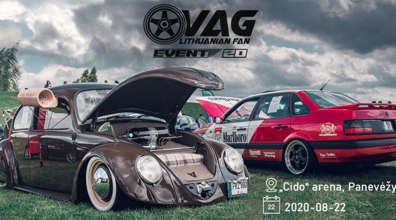 VAG Lithuanian Fan Event'20