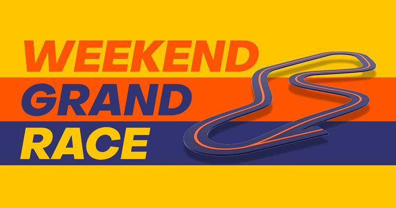 Weekend Grand Race I etapas