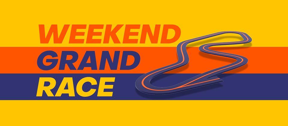 Weekend Grand Race I etapas