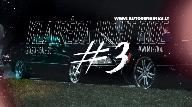 Klaipėda Night Ride #3