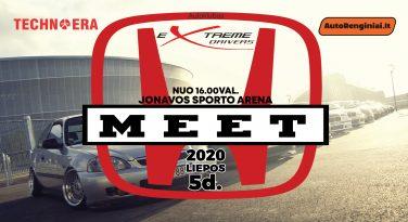 Extreme Drivers Honda Meet