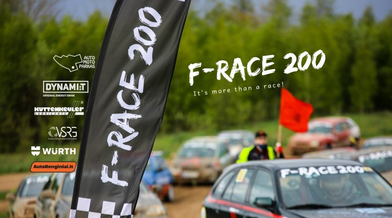 F-Race 200 - it's more than a race!