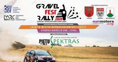 Gravel Fest Rally 2020