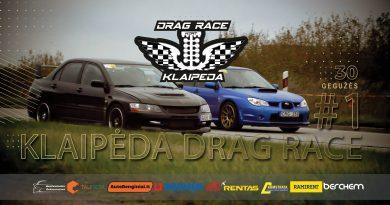 Klaipėda Drag Race #1