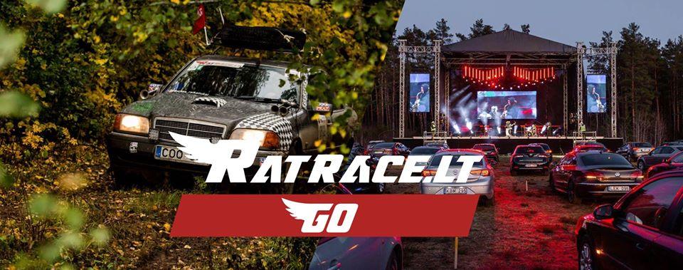RatRace.lt GO 1 + Antikvariniai Kašpirovskio dantys koncertas