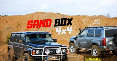 SAND BOX 4x4