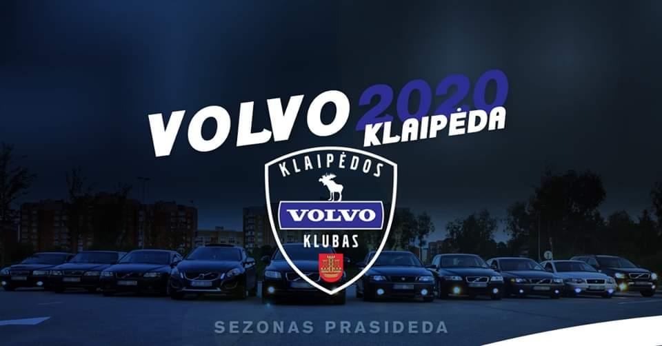 VOLVO 2020: Klaipėda