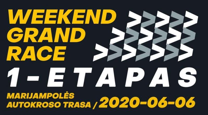 Weekend Grand Race 1etapas