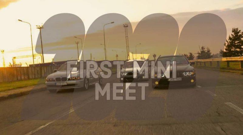 BMW E39 Mini Meet 2020 @thirty9crew by Klaipėdos BMW Renginiai