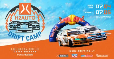H2Auto Drift Camp 07.04-05