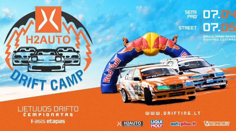 H2Auto Drift Camp 07.04-05