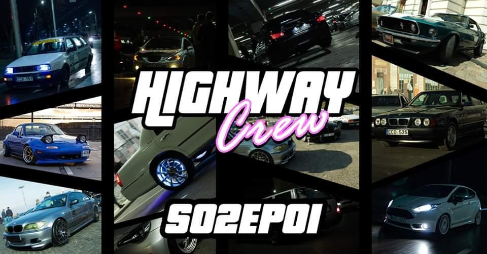 Highway Crew S02ep01 - Paveluotas sezono atidarymas