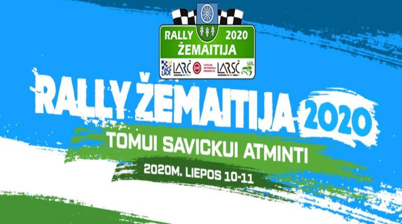 Rally Žemaitija 2020