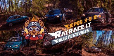 RatRace.lt Ralis Festivalis