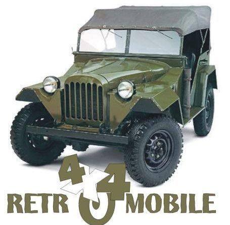 Retromobile 4x4
