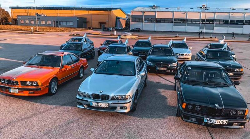 United BMW Club Trip&Meet - Jonava