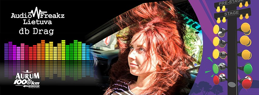 Audio Freakz Lietuva dB Drag