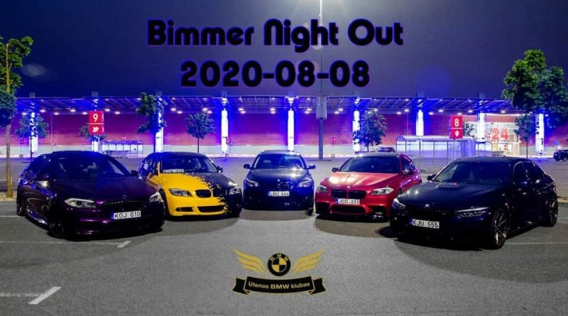 Bimmer Night Out